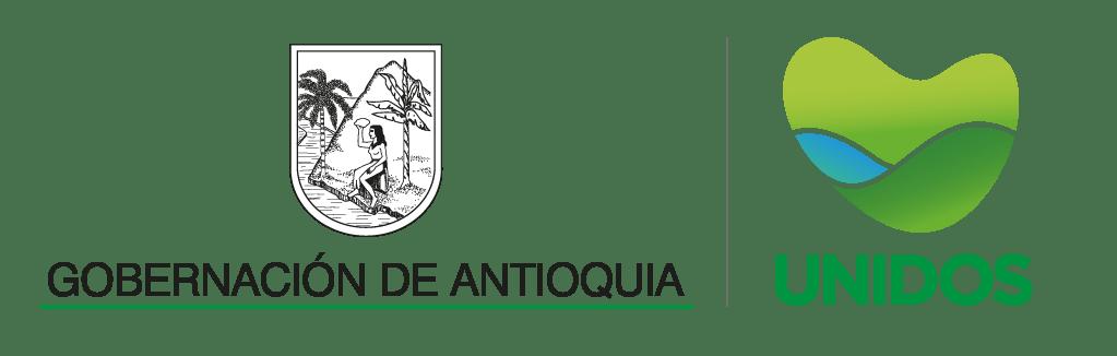 Logo gobernación de antioquia Túnel de Oriente